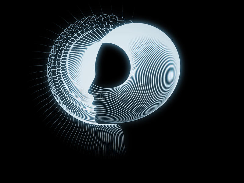 Download Perspectives Of Soul Geometry Stock Illustration - Image: 35107719