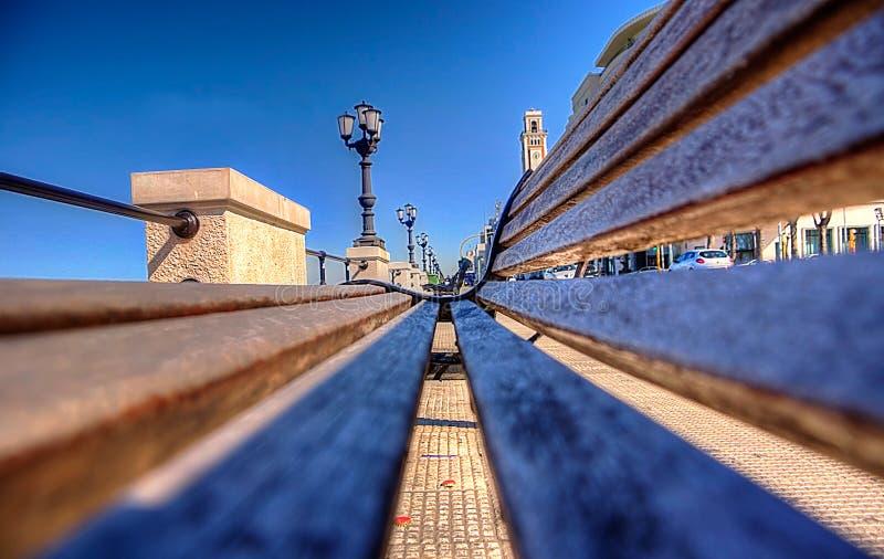 Perspektiven-Flug lizenzfreie stockfotografie