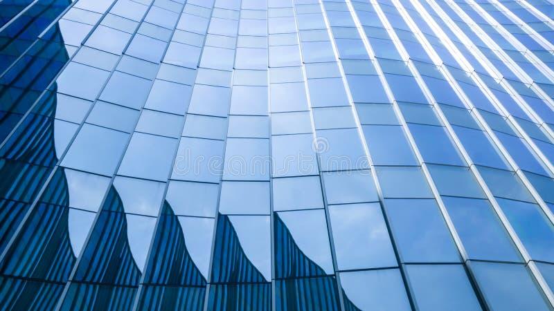 Perspektiven- und UnterseitenWinkelsicht zu strukturiertem Hintergrund stockfoto