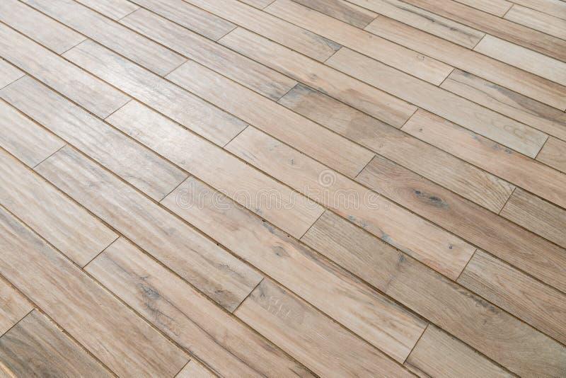 Perspektivenbretterboden, Bild in der weichen Fokussierung, Weinleseton stockfoto