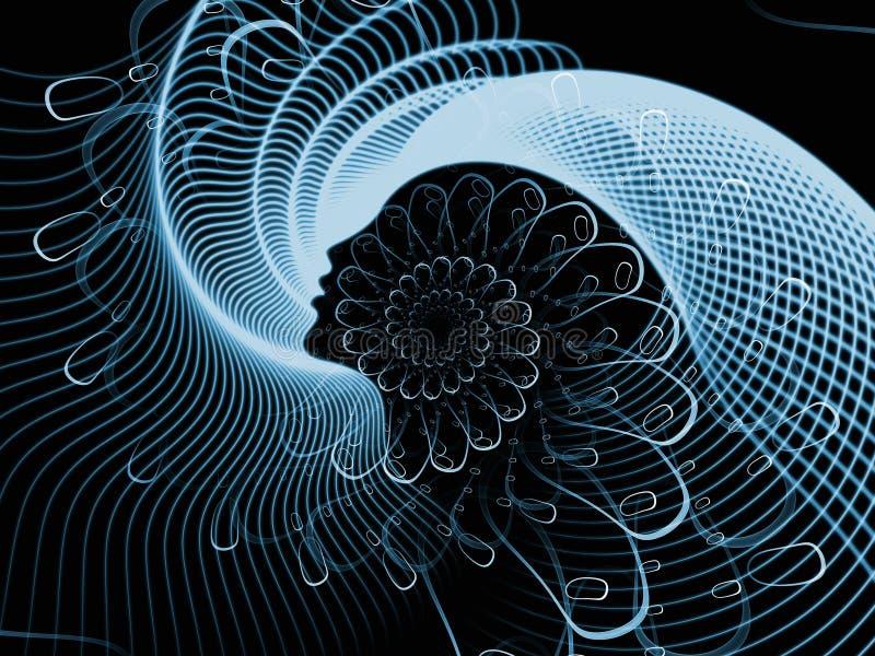 Perspektywy dusza i umysł ilustracji