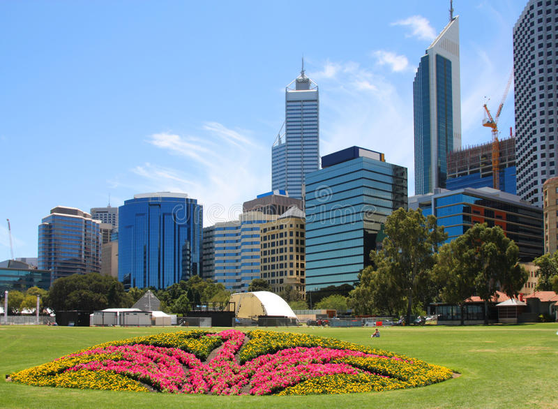 Perth royalty-vrije stock foto