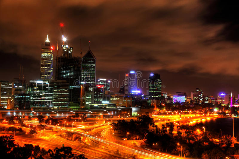 Perth royalty free stock image