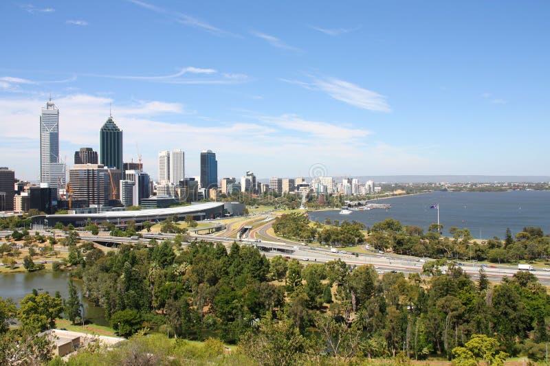 Perth royalty-vrije stock afbeeldingen