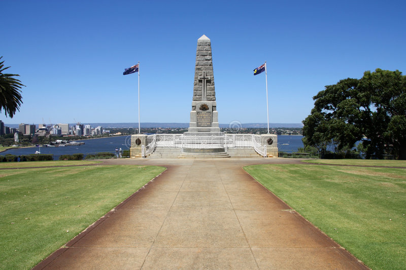 Perth royalty-vrije stock foto's
