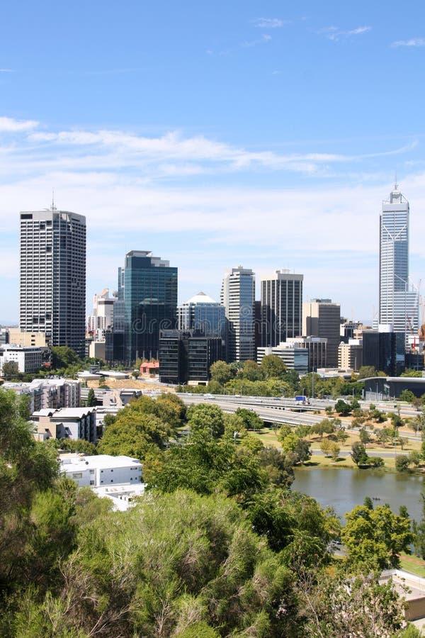 Perth, Austrália foto de stock royalty free