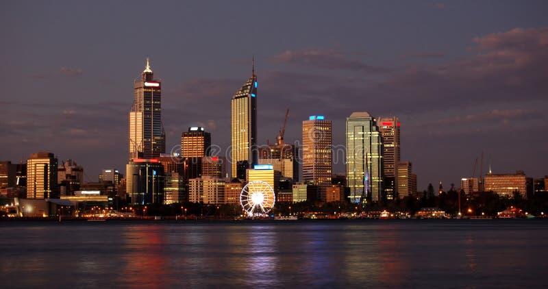 Perth, Austrália Ocidental fotografia de stock