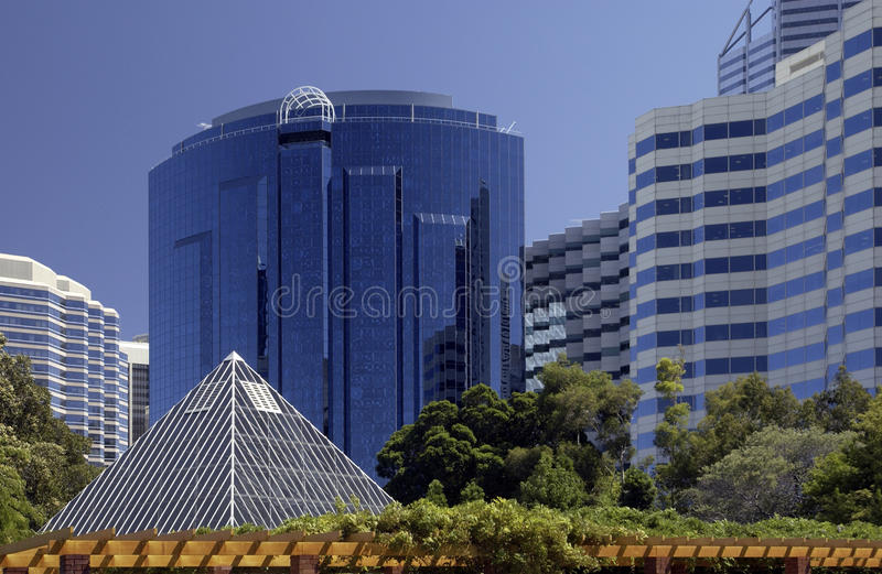 Download Perth - Austrailia stock photo. Image of pyramid, city - 16523318