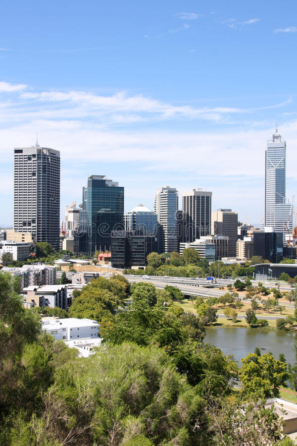 Perth, Australië royalty-vrije stock foto