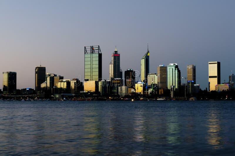PERTH, AUSTRALIA - 26 gennaio 2018: fotografia stock libera da diritti