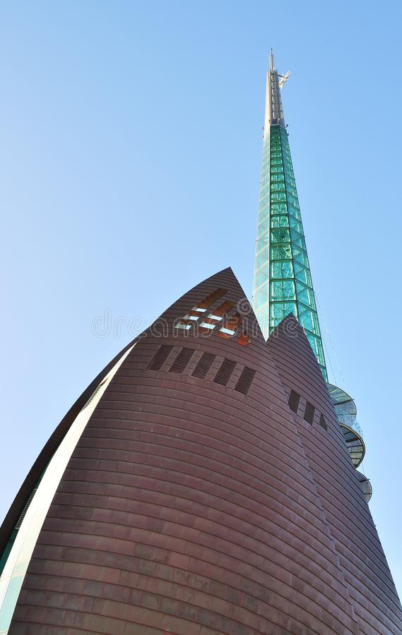 Perth Bell Tower royalty free stock photos