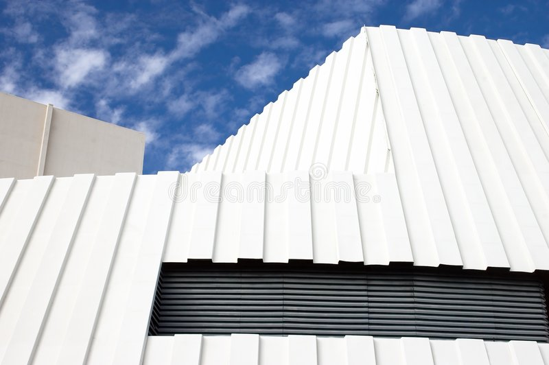 Perth entertainment centre-architectural abstract royalty free stock images