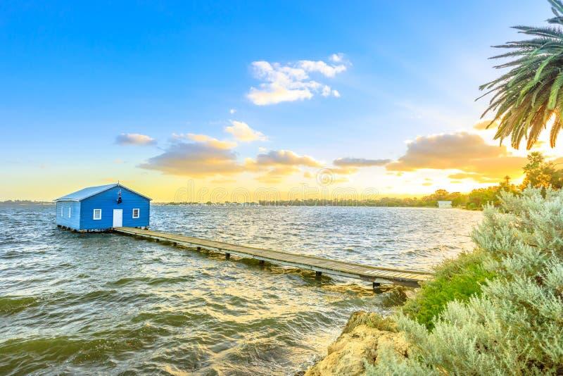 Perth fartyghus fotografering för bildbyråer