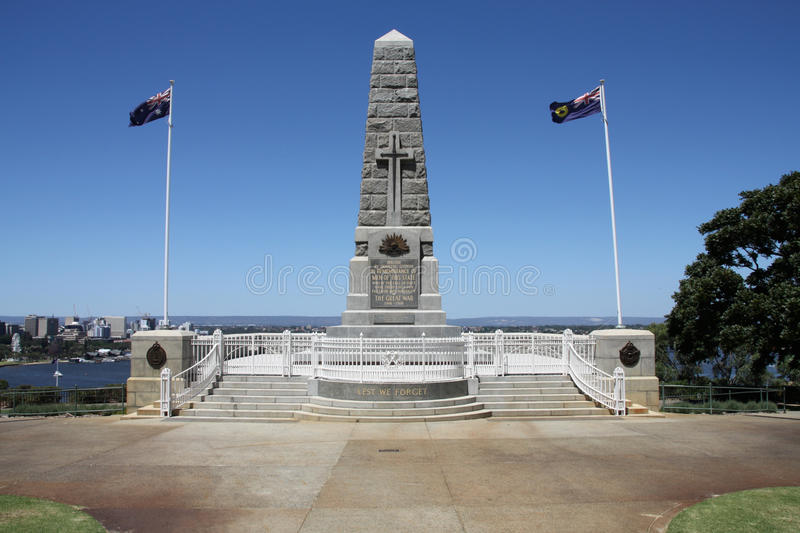 Download Perth monument stock image. Image of river, destination - 9449997