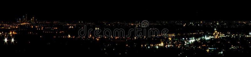 Perth-Panorama stockfotos