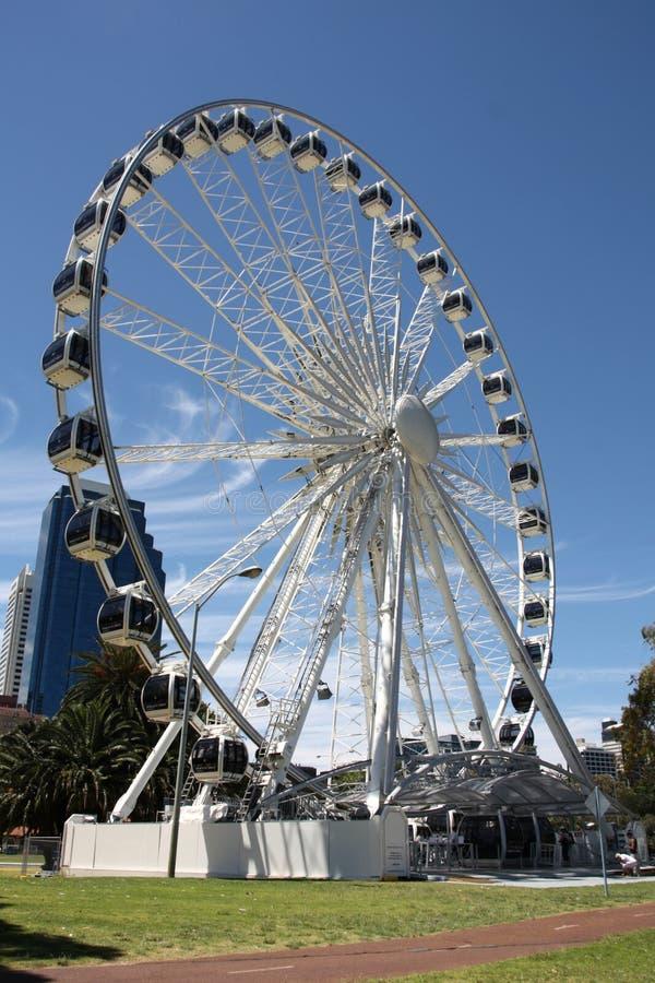 Perth-Rad lizenzfreies stockfoto