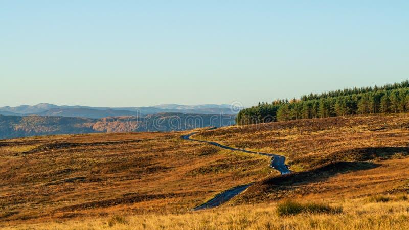 perthshire επαρχία στοκ φωτογραφία με δικαίωμα ελεύθερης χρήσης