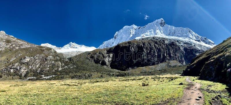 Peru Ancash Region - Laguna 69 immagine stock