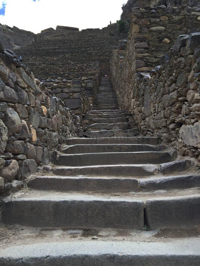 Peru - Cusco stockfoto