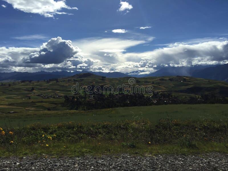 Peru - Cusco imagem de stock