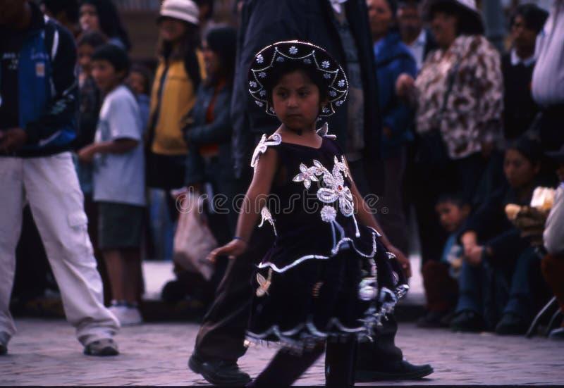 Peru Cuzco arkivbilder