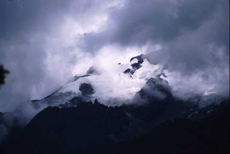 Peru da fuga do Inca imagens de stock royalty free