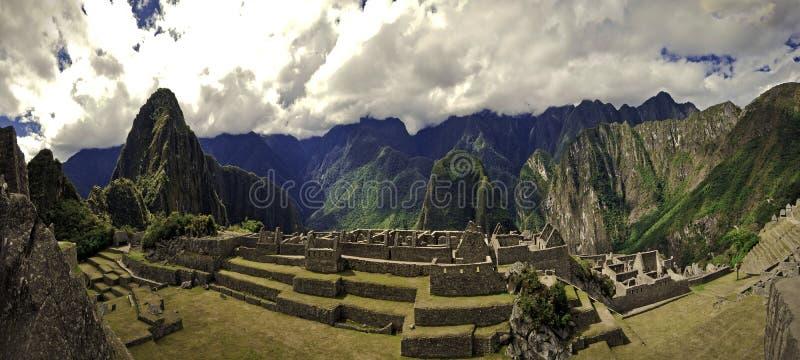 Peru de Machu Picchu, Ámérica do Sul fotos de stock