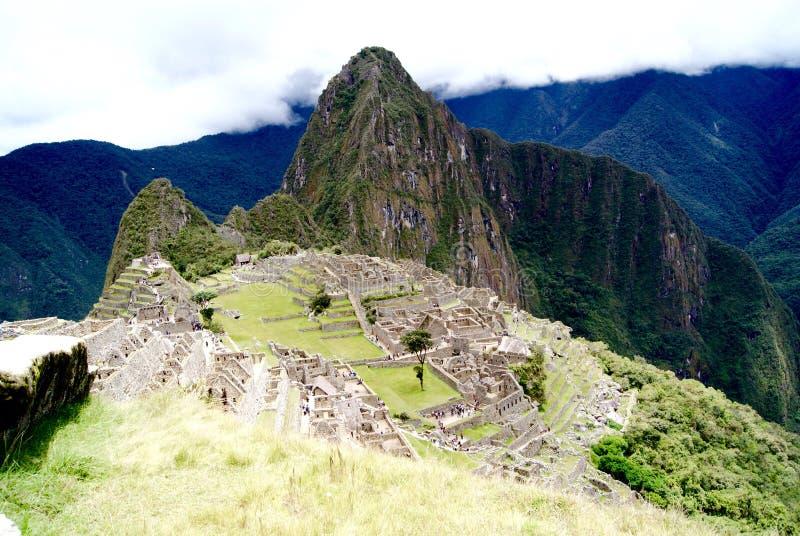 Peru de Machu Picchu Cusco imagens de stock