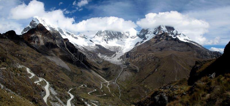 Peru - Huascaran royalty free stock image