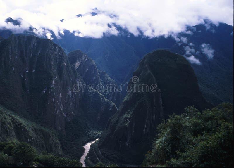 Peru Inca Trail foto de stock royalty free