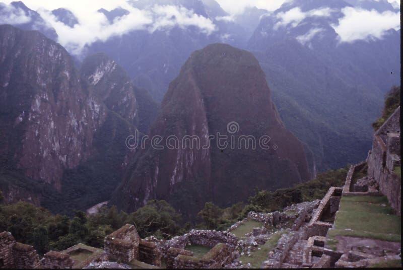 Peru Inca Trail fotos de stock