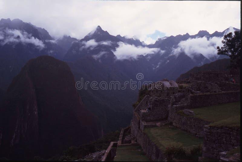 Peru Inca Trail foto de stock