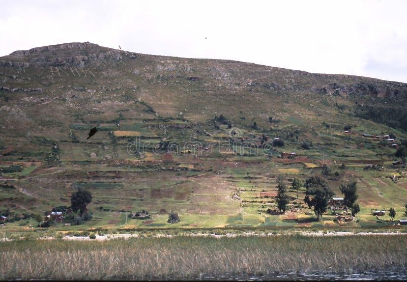 Peru Inca Trail fotografia de stock royalty free
