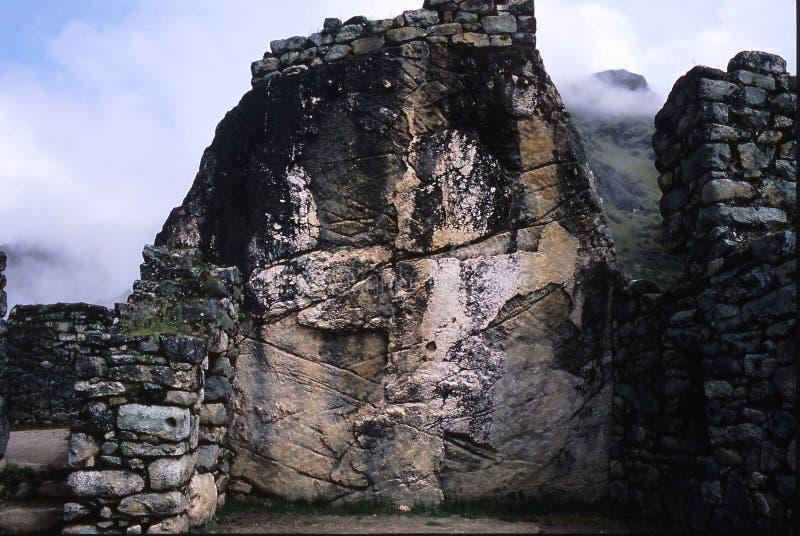 Peru Inca Trail imagem de stock