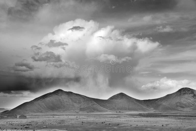 Peru Landscape stockfoto