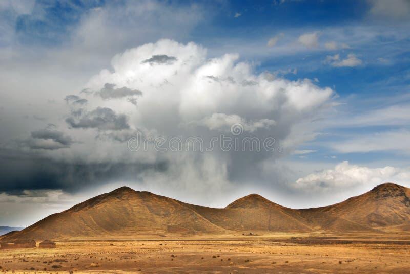 Peru Landscape stockfotografie
