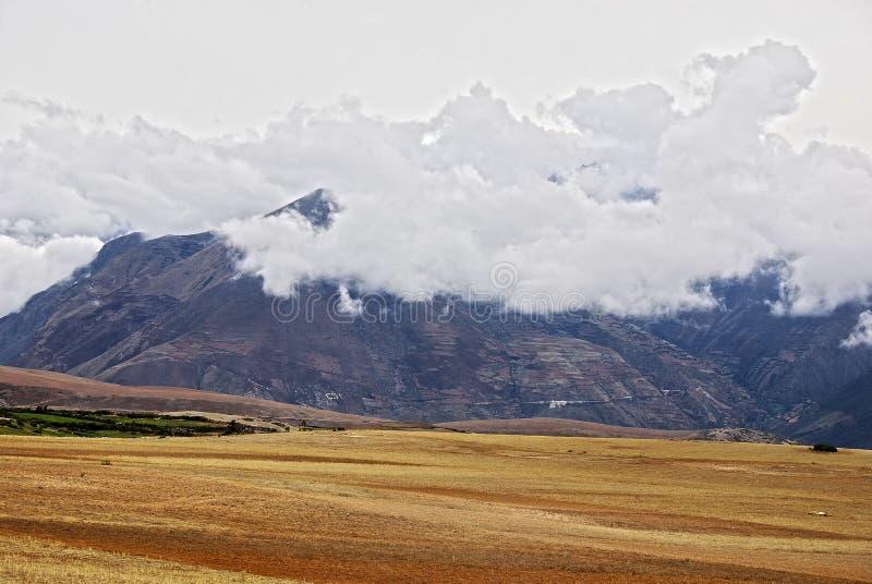Peru Landscape lizenzfreie stockfotos