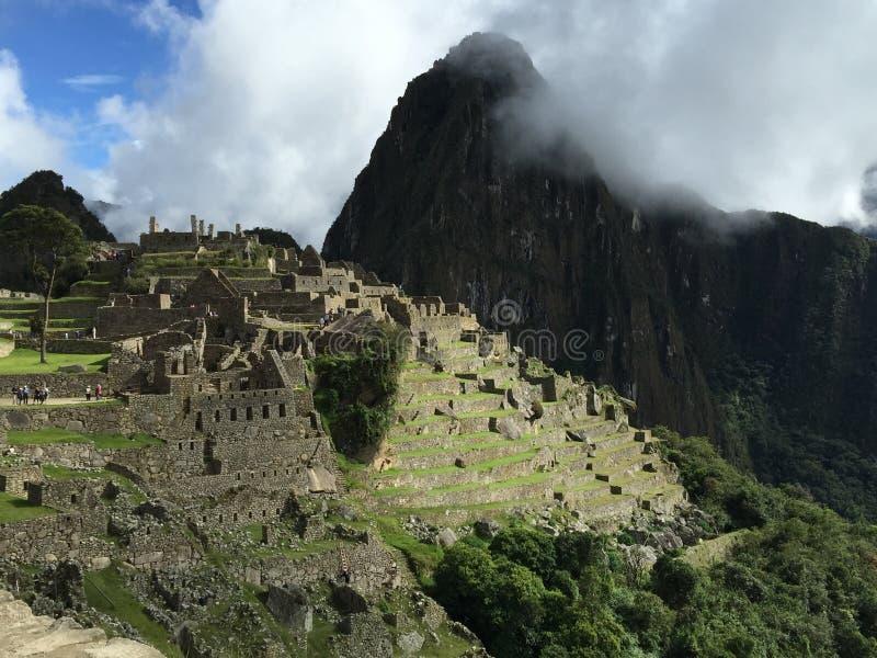 Peru - Machu Picchu imagens de stock