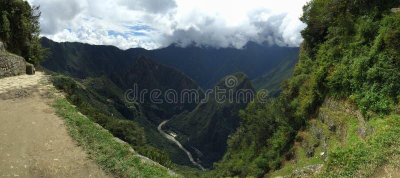 Peru - Machu Picchu imagem de stock royalty free