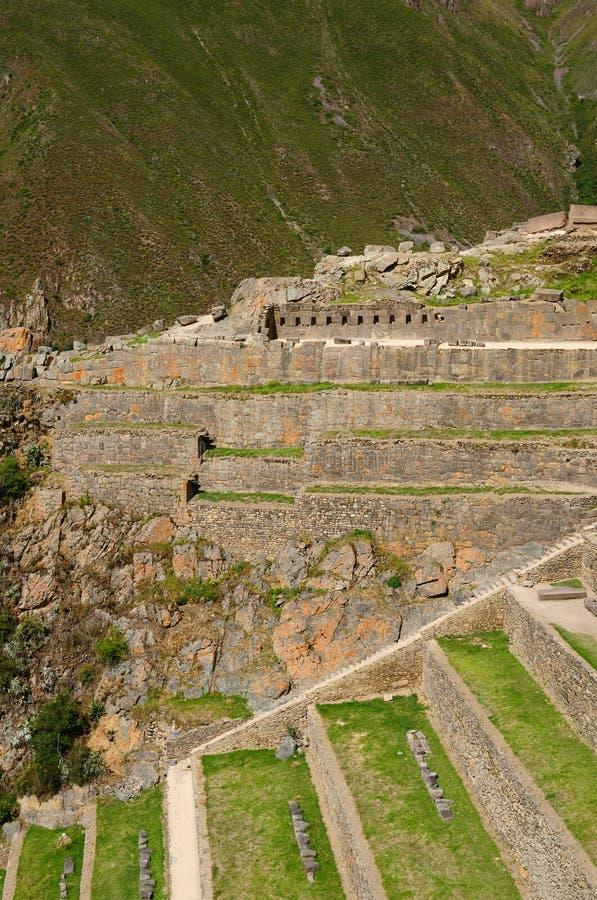 Peru, vale sagrado imagem de stock