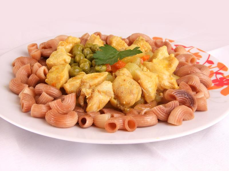 Peruanisches Lebensmittel traditionell vom puno stockbilder