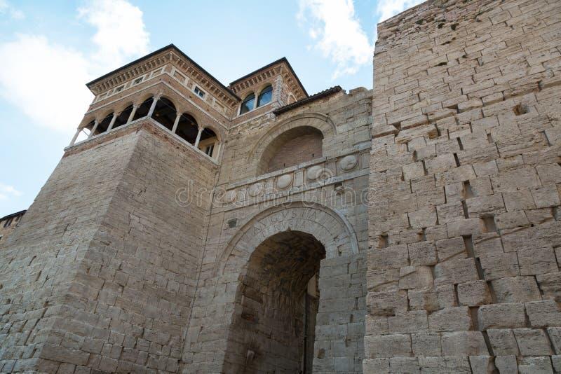 Perugia, Úmbria imagem de stock