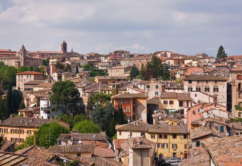 Perugia fotos de archivo libres de regalías