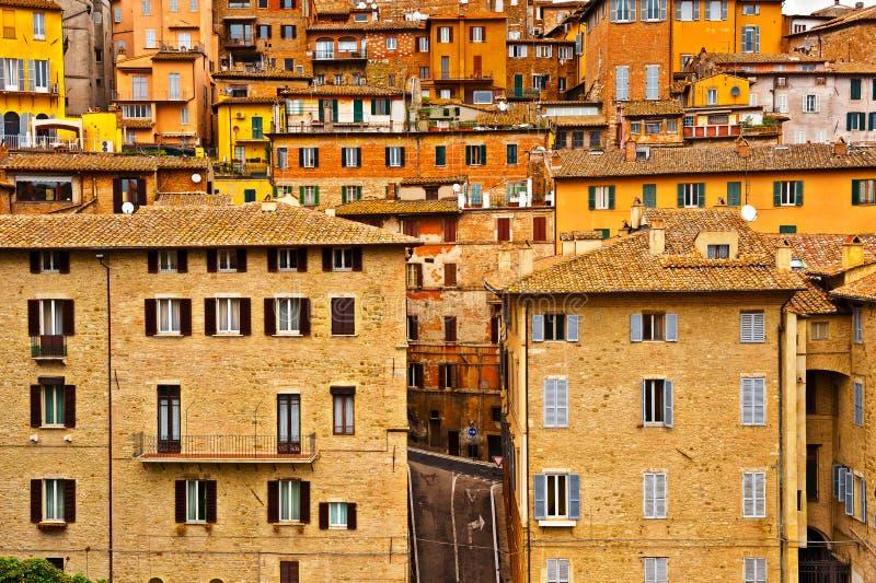 Perugia fotografía de archivo libre de regalías