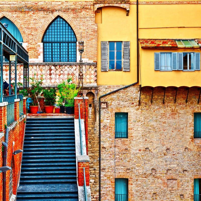 Perugia imagen de archivo libre de regalías