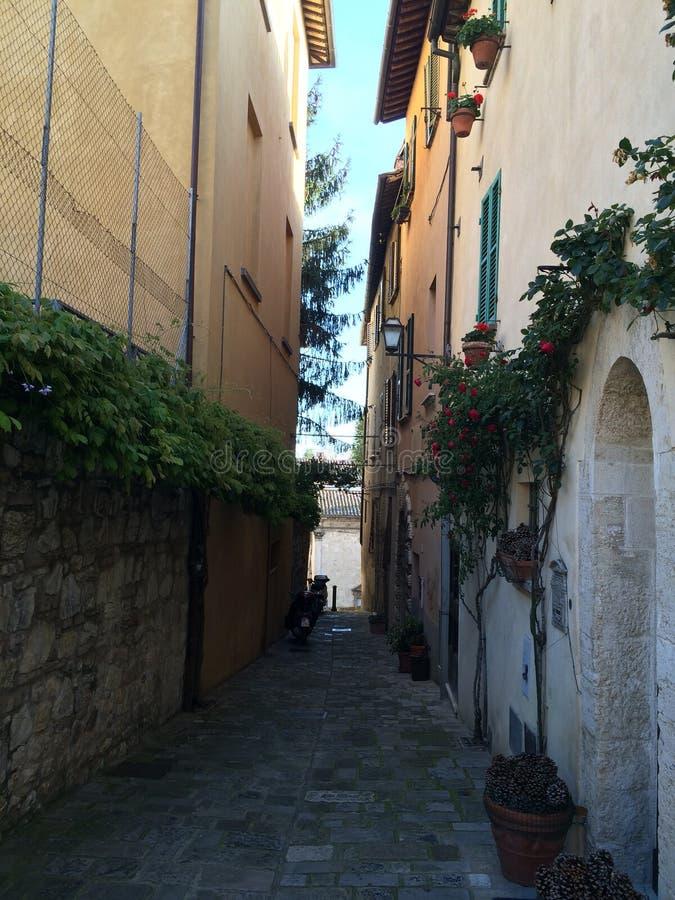 Perugia fotografia de stock royalty free