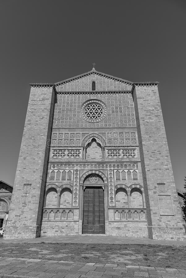 Perugia. Church in  - Umbria - Italy royalty free stock images