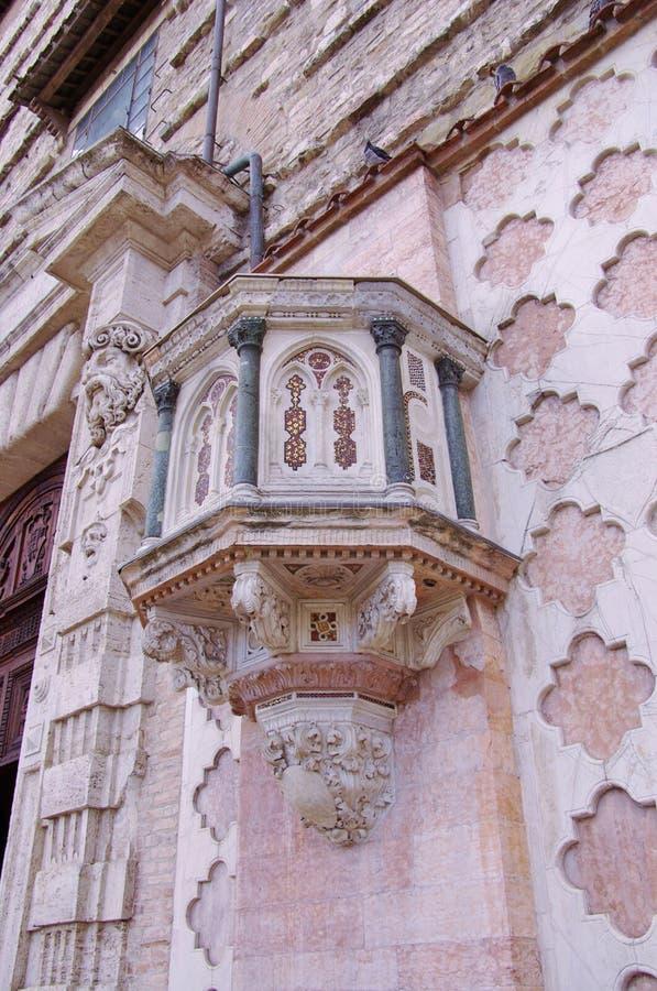 Perugia i Tuscany i Italien royaltyfri fotografi