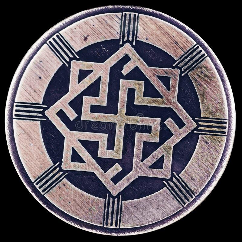 Perunitsa или Valkyrie Очаруйте, защищающ премудрость и правосудие, сан, почетность стоковые фото