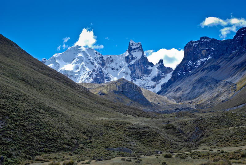 Peruvian Andes stock photos